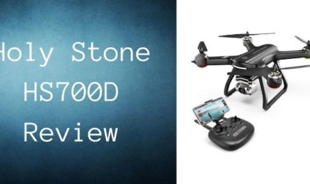 Holy Stone HS700D Review