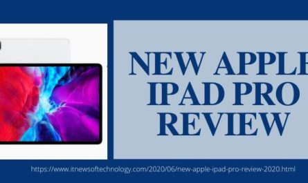 NEW APPLE IPAD PRO REVIEW