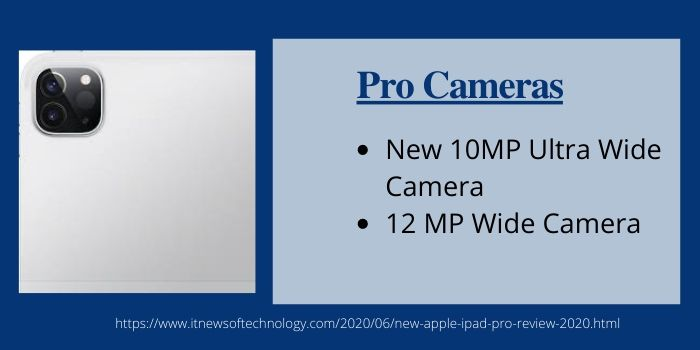 NEW APPLE IPAD PRO REVIEW- Pro Camera