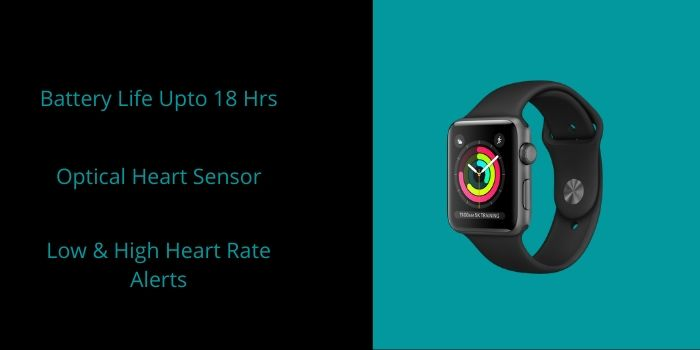 smart features of apple watch series 3