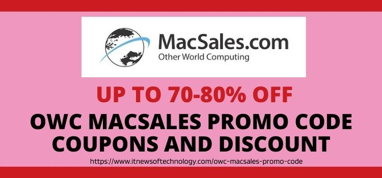 owc macsales coupon code
