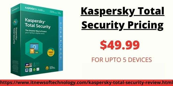 Kaspersky Total Security Prices