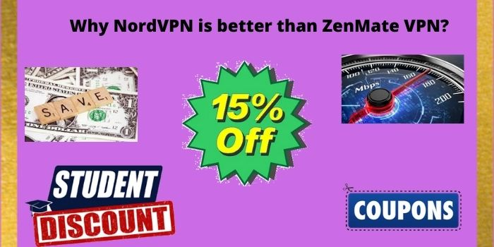 Why NordVPN is better than Zenmate